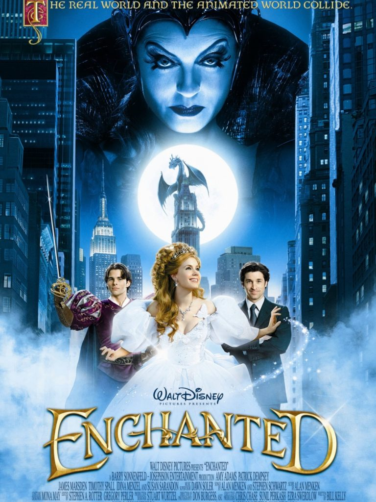 3 Things I Deconstructed from Enchanted the Film